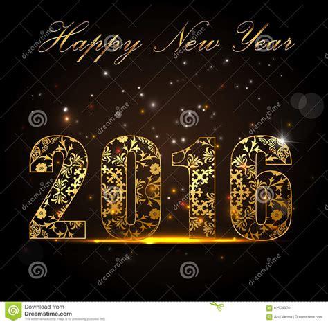 new year celebration 2016 happy new year 2016 celebration vector
