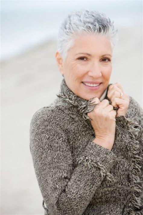 grayold women shaving 17 best images about short gray hair on pinterest