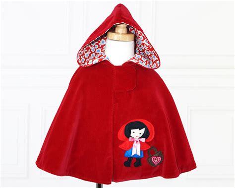 sewing pattern cape cape pattern girls pdf sewing pattern costume pattern girls