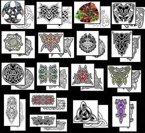 celtic designs and meanings for tattoos celtic knot tattoos what do they celtic knot