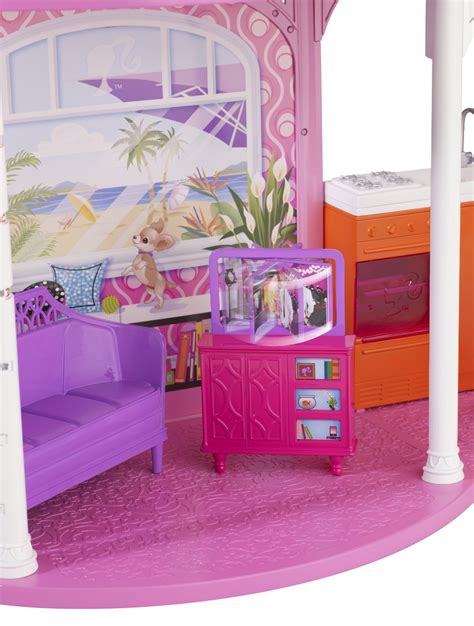 barbie beach house barbie 2 story beach house best collections by mattel on lovekidszone lovekidszone