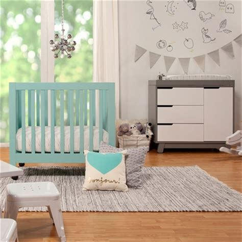 Babyletto Origami Mini Crib - babyletto 2 nursery set origami mini crib and