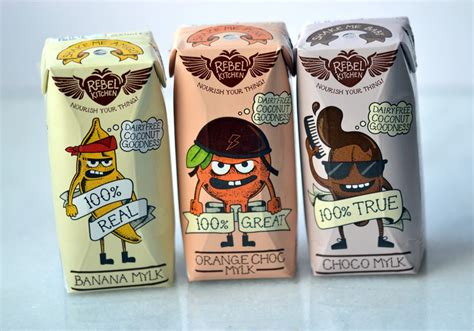 Rebel Kitchen Whole Mylk by Review Rebel Kitchen Coconut Milk Drinks Coconut And