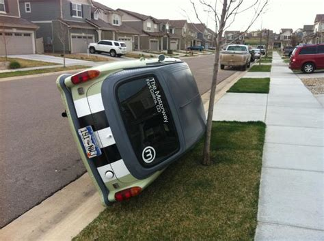 tipped smart cars smart car tipping page 2 pirate4x4 4x4 and