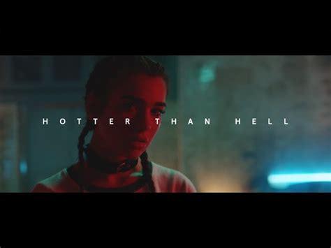 dua lipa full album dua lipa hotter than hell preview out everywhere