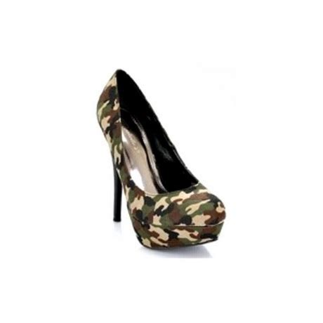 camouflage high heel shoes camouflage high heels