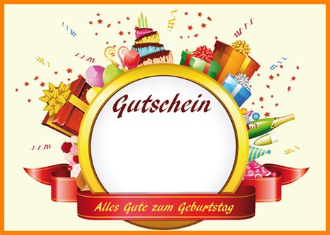 Vorlage Word Gutschein Geburtstag Gutschein Vorlage Geburtstag Birthday Party Preview Png Analysis Templated Analysis Templated