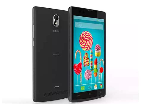 Lava L L by Lava Iris Alfa L With 5 5 Inch Qhd Display 3000mah Battery Launched For Rs 8000