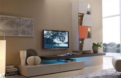 mobile da soggiorno moderno parete soggiorno moderna vitas arredo design
