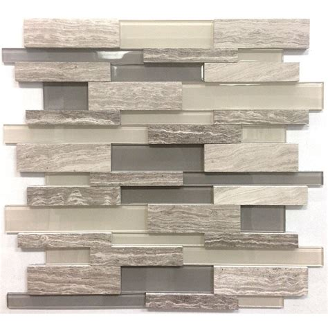 lowes glass tile backsplash roselawnlutheran