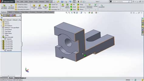tutorial solidworks beginner solidworks tutorial for beginners youtube