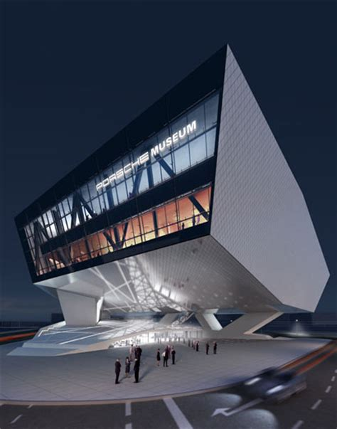 porsche museum architect er 246 ffnung des porsche museums im januar detail magazin