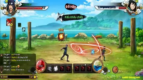 video test web game naruto dai chien  youtube