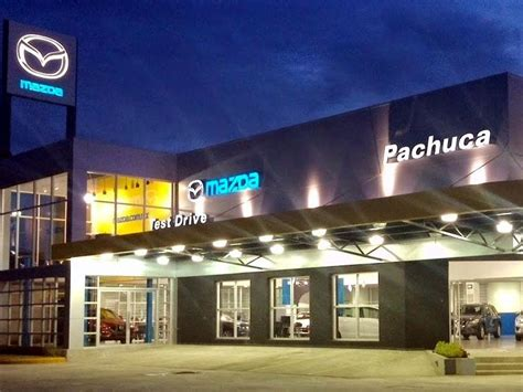 agencia mazda mazda inaugura nueva agencia en pachuca autocosmos com