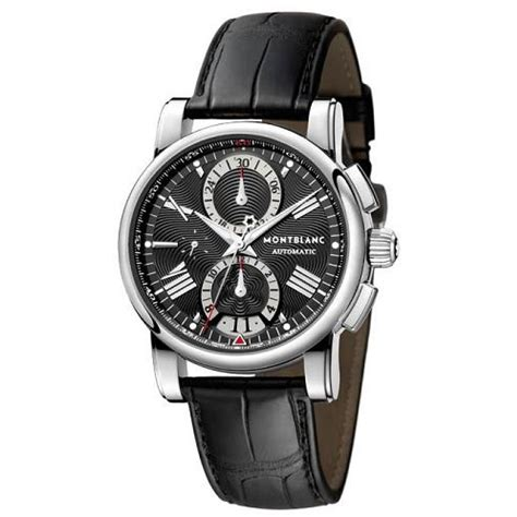 For New Cronograph rel 243 gio r 233 plica montblanc chronograph new