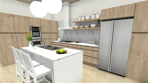 3d Room Planner Free plan your kitchen with roomsketcher roomsketcher blog