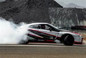 Nissan Skyline Gtr Drift Image Modified Nissan Gt R Nismo Breaks Drifting Record