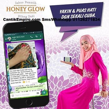 Sabun Muka Glow sabun honey glow testimoni sabun pemutih honey glow review