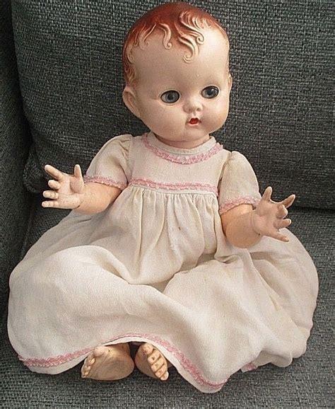 porcelain doll 1950 103 best pedigree vintage doll images on