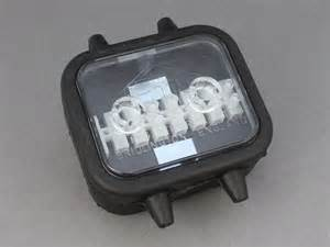 External Solar Lights - weather proof junction box 8 way 12 volt planet