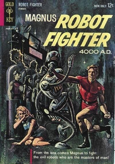 fight 4 us conquered books magnus robot fighter volume comic vine