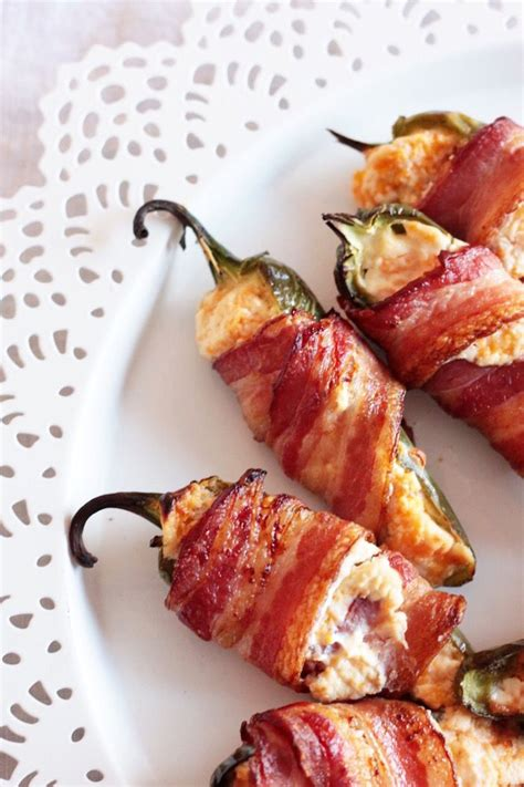 finger foods for christmas gatherings 17 best ideas about bacon wrapped jalapenos on bacon wrapped jalapeno poppers