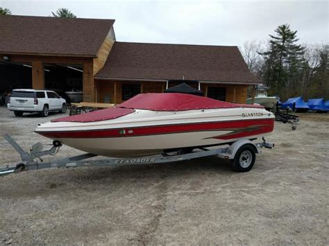 glastron boats maine 2003 glastron gx 185 powerboat for sale in maine