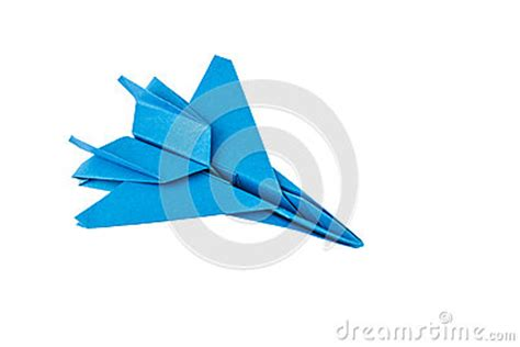 Origami F 15 - origami f 15 eagle jet fighter airplane stock images