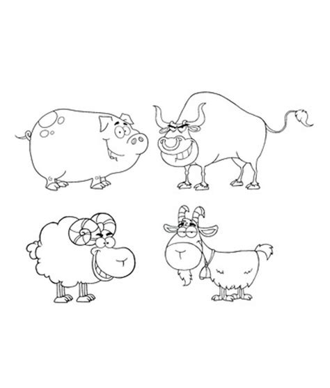 template farm farm animal template animal templates free premium