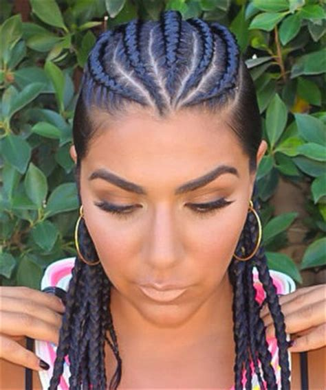 crown rowed hair styles 6 ways to rock cornrows without looking like a tween