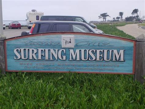 santa cruz surfing museum ca hours address attraction