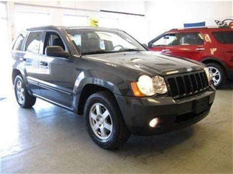 2008 Jeep Grand Will Not Start Purchase Used 2008 Jeep Grand Laredo 4x4 Factory