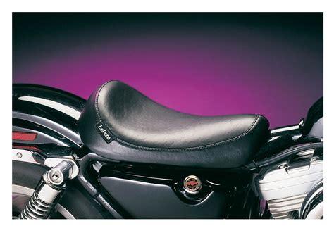 le pera silhouette seat sportster le pera silhouette seat for harley sportster 1982