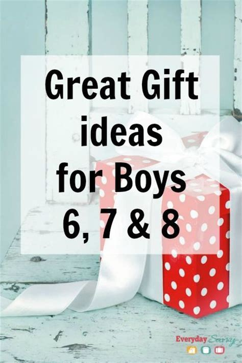 great boys 7 year christmas goft great gift ideas for boys ages 6 7 8