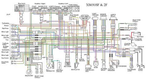 electrical help yamaha xs650 forum