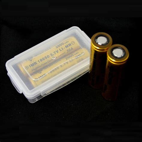 Waterproof Battery For 2x18650 4x16340 waterproof battery for 2x18650 4x16340 transparent jakartanotebook