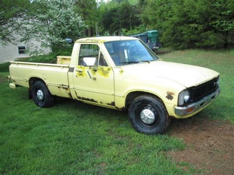 Toyota Truck Cer 1980 Toyota Truck For Sale Toyota Truck