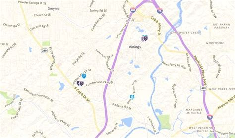 zip code map cobb county the 2 neighborhoods of vinings ridge in cobb county