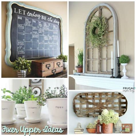 fixer upper designs inspire your joanna gaines diy fixer upper ideas