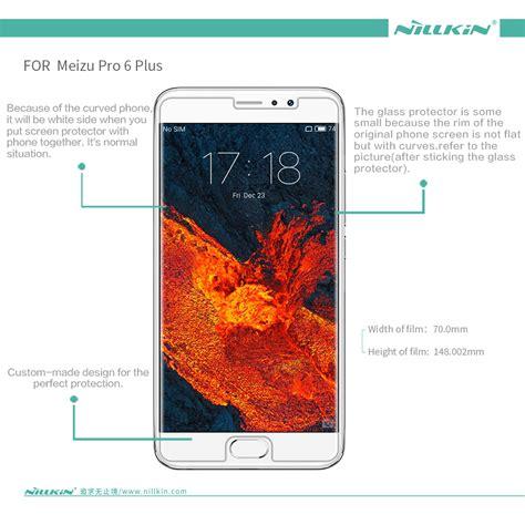 Meizu Pro 7 Pro 7 Plus Soft Clear original nillkin clear soft protector de pantalla