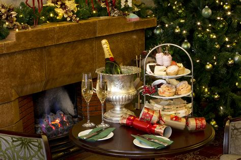 skiddaw hotel christmas afternoon teas lake district