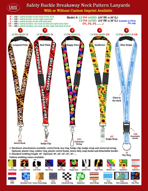 pattern for name tag holder 5 8 quot ly 503hd p fashion safety id tag holder lanyards