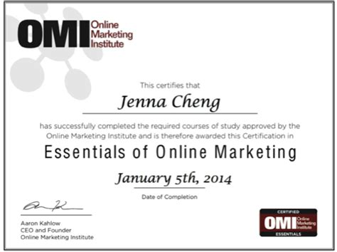 Digital Marketing Certificate Programs 5 by 4 Essential Tactics For The Digital Marketing Novice