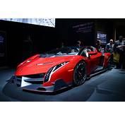 Six Reasons Why The Lamborghini Veneno Is Still Ultra Cool