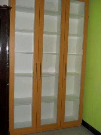 Rak Buku Semarang rak buku pintu kaca rak file semarang