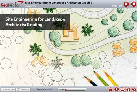 Landscape Architecture Grading Site Engineering For Landscape Architects Grading