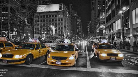 new york yellow taxi cab city tattoo