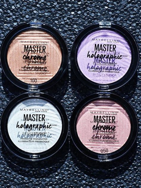 Maybelline Master Chrome maybelline s master chrome highlighter is coming out in 3