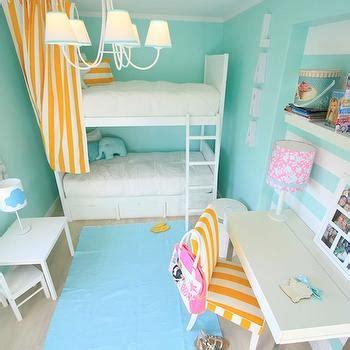 aqua girls bedroom aqua blue bunk bed design ideas