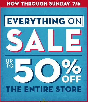 old navy coupons july 2014 old navy july 4th sale up to 50 off on everything ftm